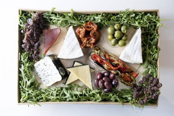 Platter – Cheese and antipasto
