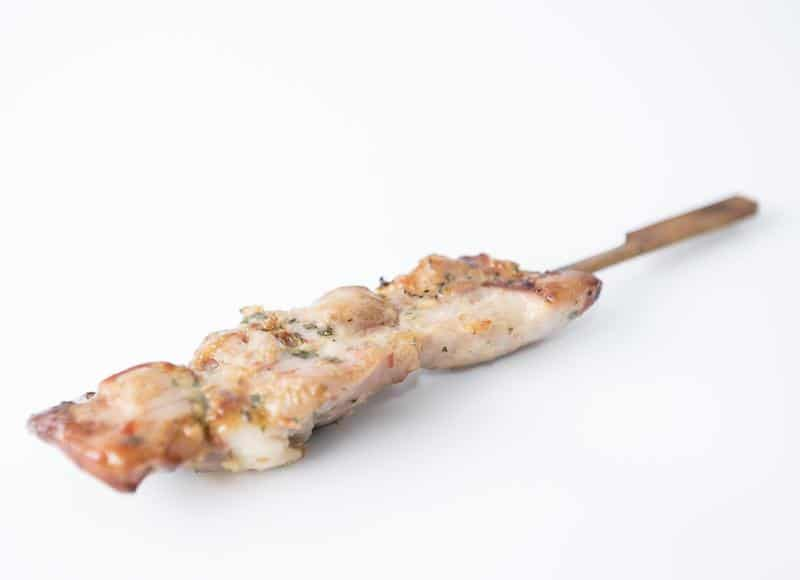 Ruby Joy chicken skewers - Asian Fusion 1 doz