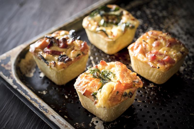 Premium Quichlettes (by the dozen)