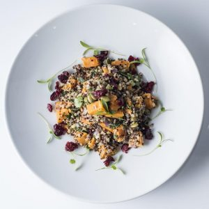Sweet Potato & Quinoa Salad